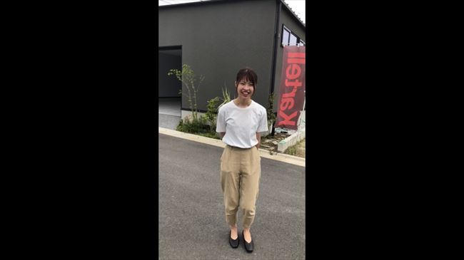 山口県岩国市モデルハウスr-ムツアーをおこないました