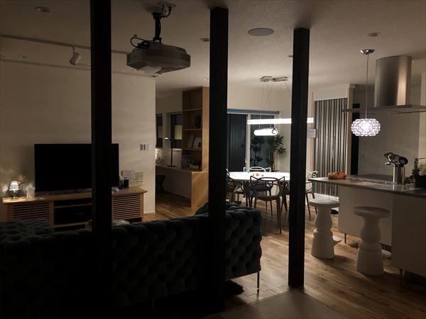山口県岩国市の注文住宅の平屋のモデルハウスの見学会を開催します。