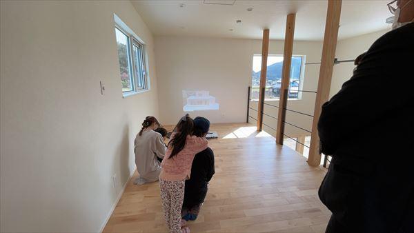 山口県岩国市で新築注文住宅のお引渡しをしました。