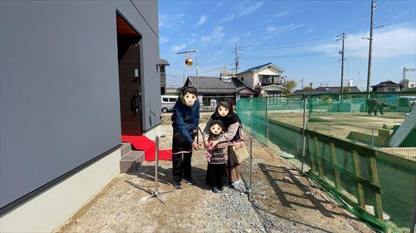 山口県岩国市に新築の注文住宅が完成しました