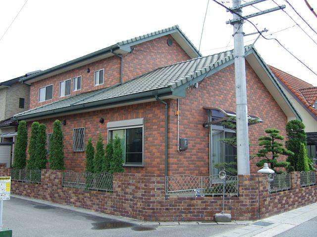 山口県 岩国市 新築注文住宅 煉瓦の家-i