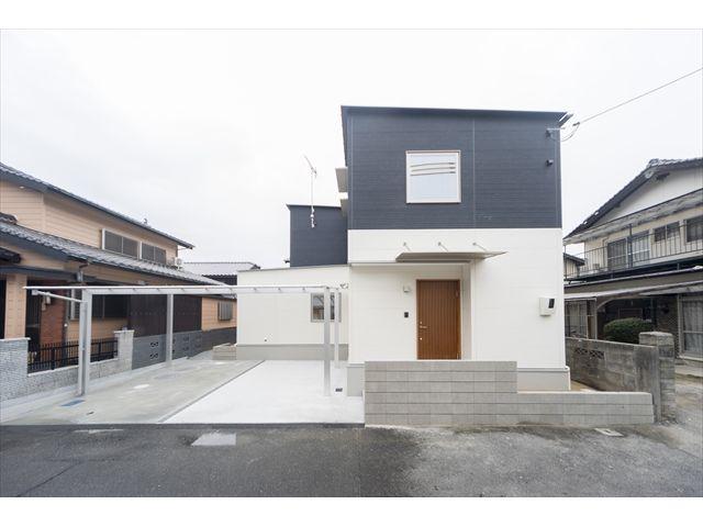 山口県 岩国市 新築注文住宅『陽だまりの家』