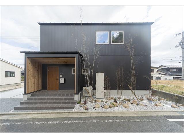 山口県 周南市 新築注文住宅『想いの家』