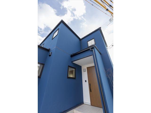 山口県 岩国市 新築注文住宅『かぞくがみんなであつまるいえ』