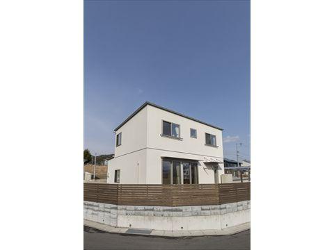 山口県 岩国市 新築注文住宅『和が添える ナチュラルな暮らしの家』