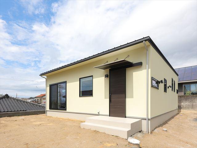 山口県 光市 新築注文住宅『夕焼けを見る家』