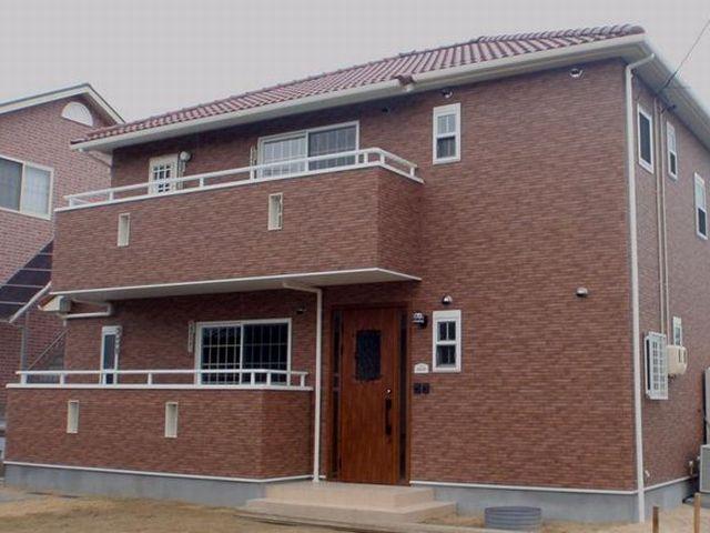 岩国市門前町 E様邸 2世帯住宅の家