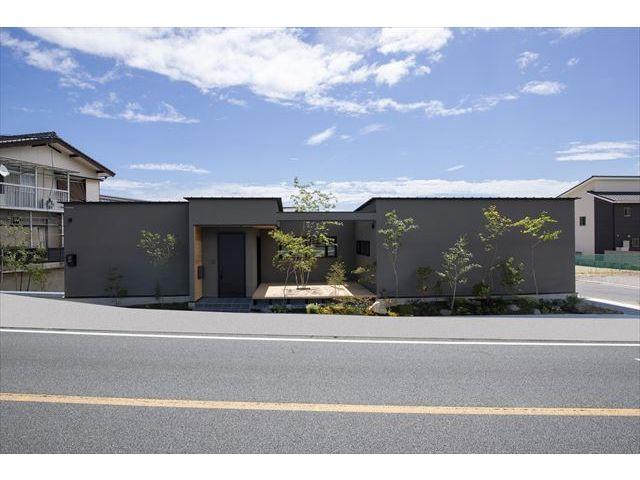 岩国市 新築注文住宅『グリーンコートテラスハウス』