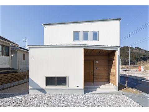 岩国市 新築注文住宅『Lisianthus  House』