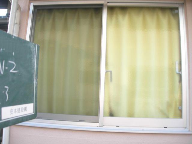 建具復旧工事 1F窓