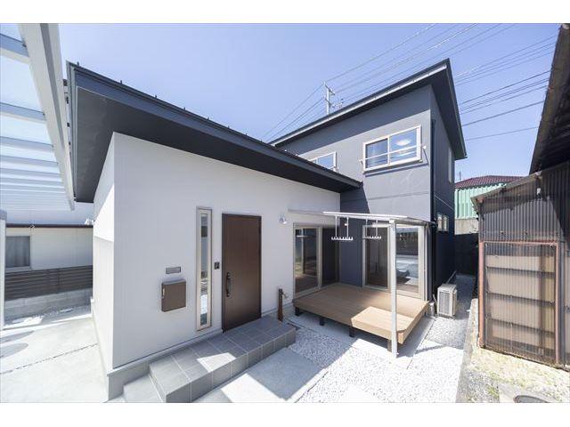 岩国市 新築注文住宅『おおらかな住まい』