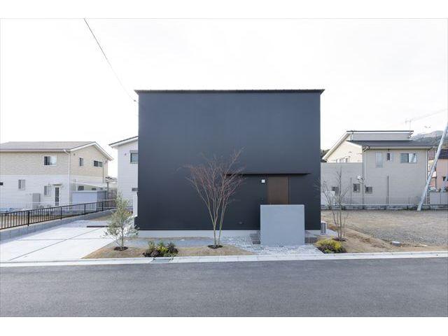 山口県 岩国市 新築住宅『ハイサイドライトの家』