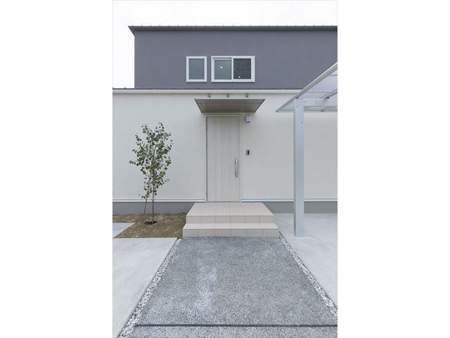 岩国市 新築注文住宅『凹の家』