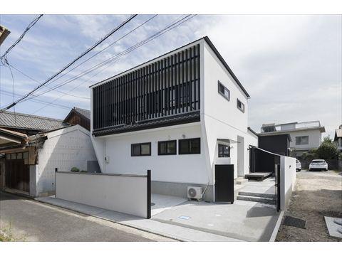 岩国市 新築注文住宅『岩国に根づく家族愛の家』