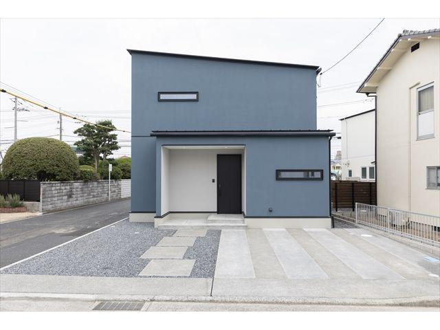 山口県 玖珂郡 和木町 新築注文住宅『 彩る家 』