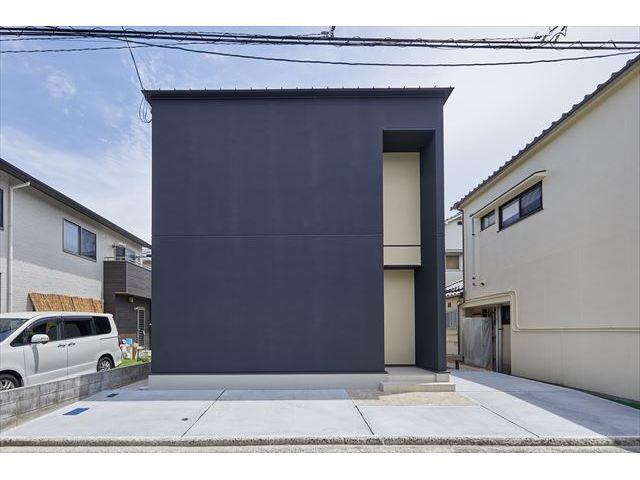 山口県 岩国市 新築注文住宅『居心地の良さと家族の気配を常に感じる家』
