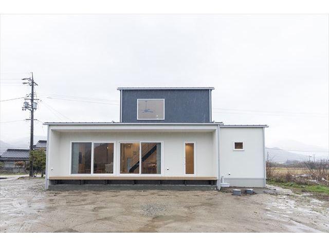 山口県 岩国市 新築注文住宅『集まる家』