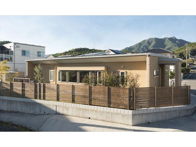 岩国市 新築注文住宅『リビングに家族が集う家』