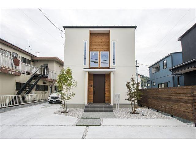 山口県 玖珂郡和木町 新築住宅『見晴しの家』