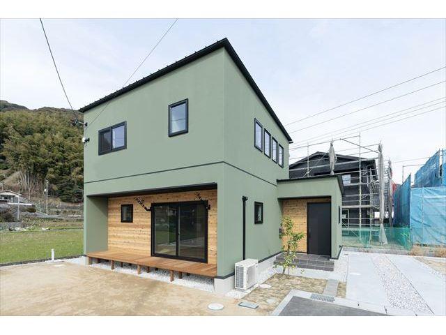 山口県 周南市 新築注文住宅『光が降り注ぐ家』