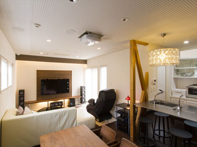 山口県 岩国市 新築注文住宅『屋上でくつろげる、緑化付き高性能住宅』