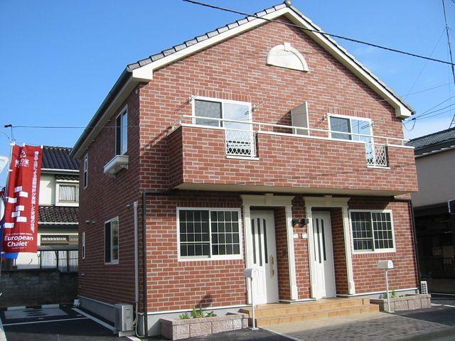 岩国市楠町 賃貸住宅 煉瓦の家 ヨーロピアンシャレーくすのき