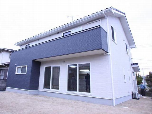 岩国市平田 K様邸 広いリビングのある家