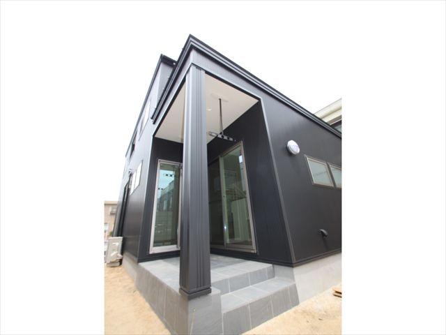 岩国市 新築注文住宅『鍵盤に見立てた落ち着いた雰囲気の家』