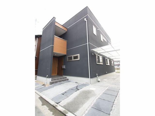 岩国市 新築注文住宅『カフェリビングのある家』