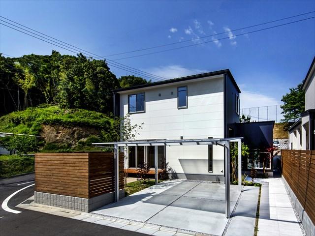 山口県 岩国市 新築注文住宅 「家と共に成長する家族」