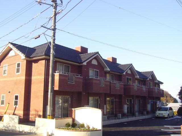 岩国市保津町 賃貸住宅 煉瓦の家 ファミールコート