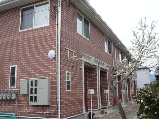 玖珂郡和木町 賃貸住宅 煉瓦の家 ディアコートMIYABI