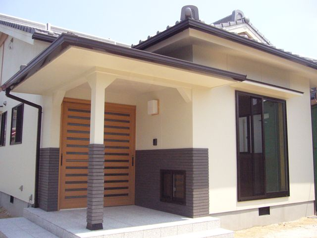 岩国市 新築注文住宅『和風建築の家』