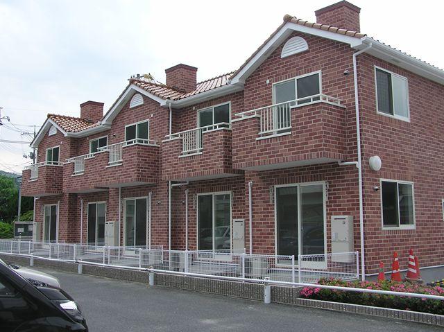 山口県 玖珂郡和木町 賃宅住宅 煉瓦の家 ソレールTUNEMI
