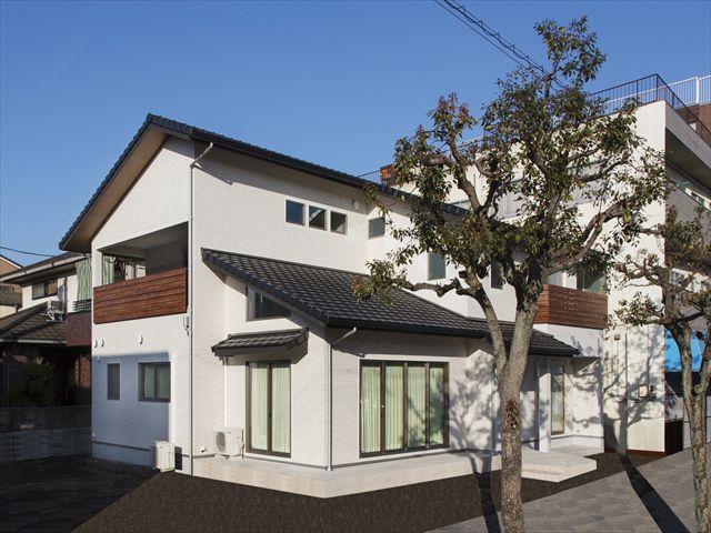 山口県 岩国市 新築注文住宅『開放感と安らぎの融合』