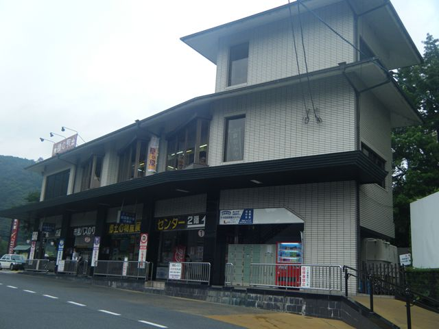 錦帯橋バスセンター 岩国市観光物産交流センター 橋の駅