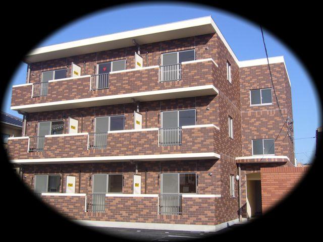 岩国市三笠町 賃貸住宅 煉瓦の家 デアンビート三笠
